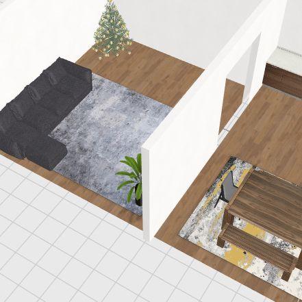 kitliv2 Interior Design Render