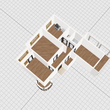 Experiment Interior Design Render