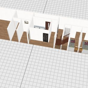 1F 後面合法版本 Interior Design Render