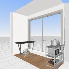 jen Interior Design Render