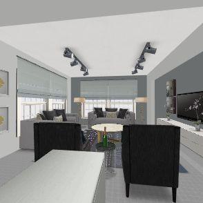 lasarow Interior Design Render