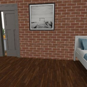 Tadeášova izba  Interior Design Render