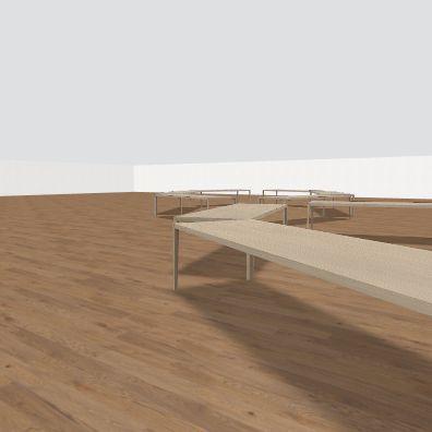 new office Interior Design Render