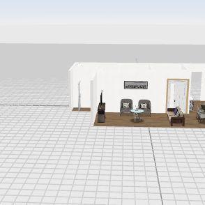 1123 Interior Design Render