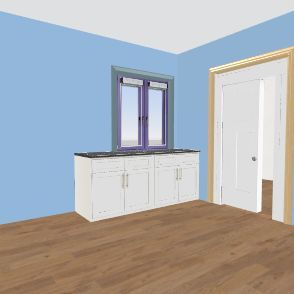Tiny 01 Interior Design Render