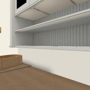 Konyha+butik+étkező2 Interior Design Render