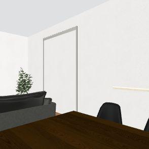 Florença em L Interior Design Render