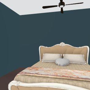 Bedroom #1 Interior Design Render