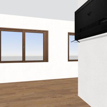 дом_1 Interior Design Render
