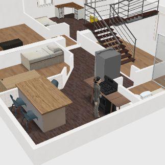 var 2 Interior Design Render