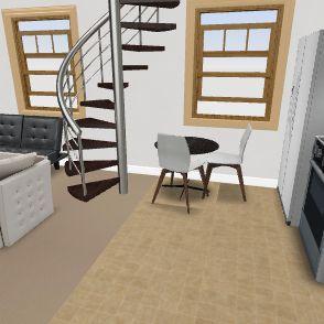 Rocs Apt Interior Design Render