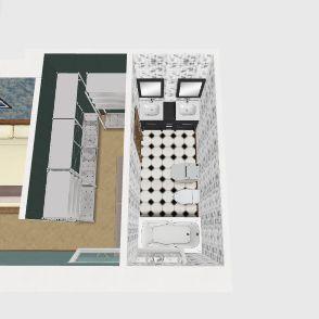 Proposta 4 Interior Design Render