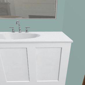 My Bathroom Interior Design Render