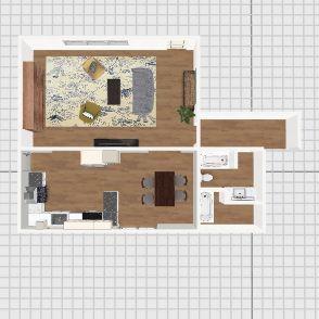 424 S College - rev 2 Interior Design Render