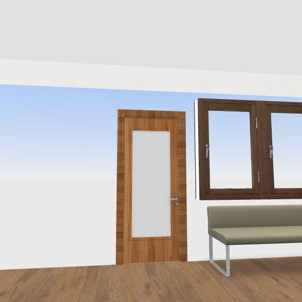 Garden adu2 Interior Design Render