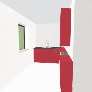 Maison st claude Interior Design Render