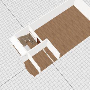 Front Style Interior Design Render