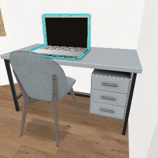 hjuy Interior Design Render