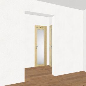 School House Interior Design Render