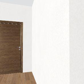 diseño casa 2 haBITACIONES Interior Design Render