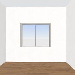 West Virginia Upstairs Interior Design Render