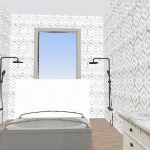 11/22 Pollok Floor Plan Interior Design Render