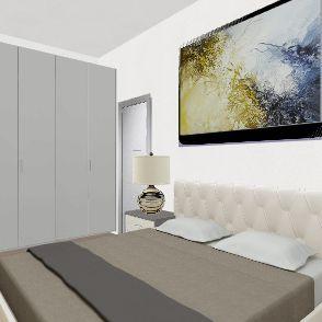 MARCONI RECUPERATO SOLUZIONE 2  Interior Design Render