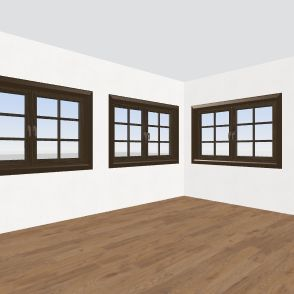 28X66 Cabin Interior Design Render
