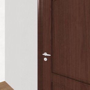 Casa Edileuza 130 M² Interior Design Render