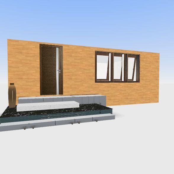 front deck/porch Interior Design Render