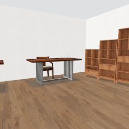 lee group classroom Interior Design Render
