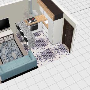 Luchi3 Interior Design Render