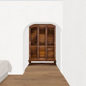 Floor plan for a house Interior Design Render