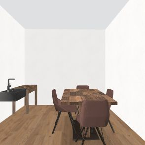 comm tech Interior Design Render