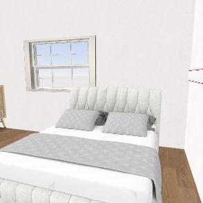 Quarto Maria 7 Interior Design Render