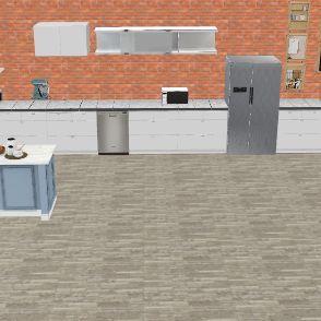 mi house perfect Interior Design Render