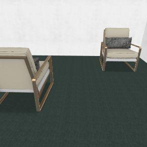 restauraunt Interior Design Render