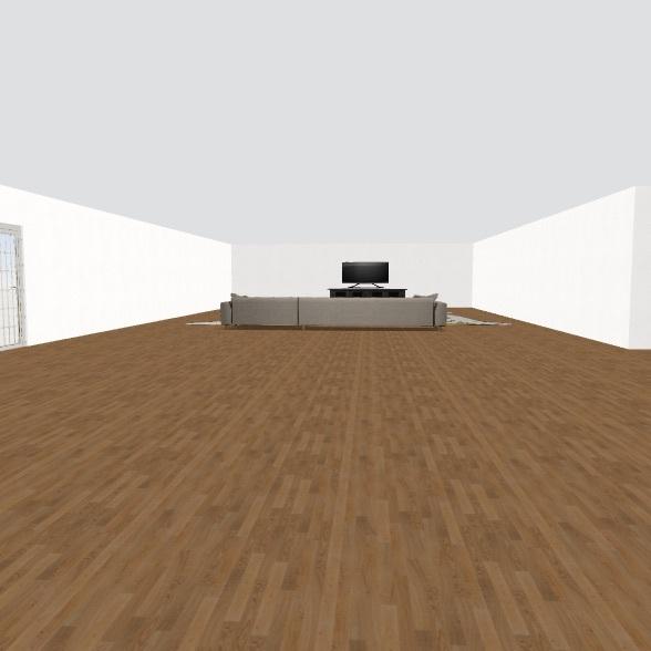 wills house Interior Design Render