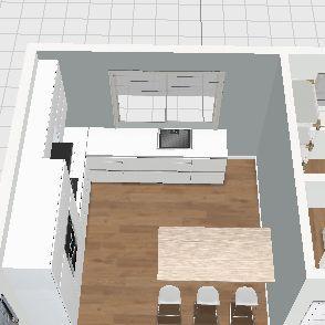 3333 Laukp. 15-1 Interior Design Render