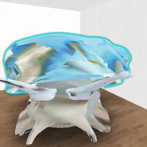 snail Interior Design Render