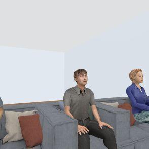 BOIII Interior Design Render