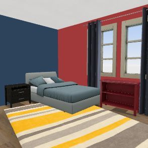 potential room? Interior Design Render