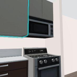 Blakemore Apartment Interior Design Render