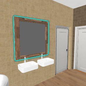 3D Digital Design Interior Design Render