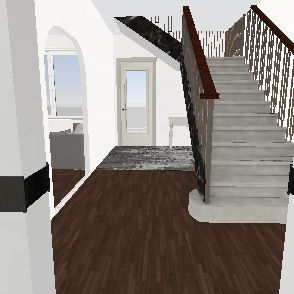 notre maison des rêves Interior Design Render