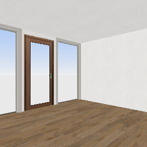 Office Layout - 25 no furn Interior Design Render