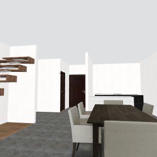 AlexV Interior Design Render