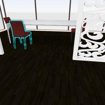 and vla Interior Design Render