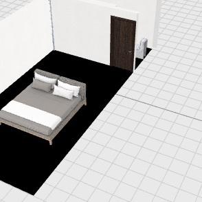 Garage remodel Interior Design Render