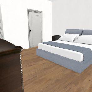 Master Bedroom PS Interior Design Render